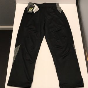 Boys Champion Duo Dry Stretch Athletic pants S 6/7